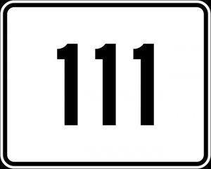 Significado Del Número 111 Número Del ángel