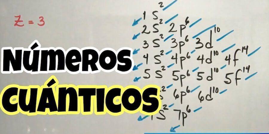 numeros cuanticos significado
